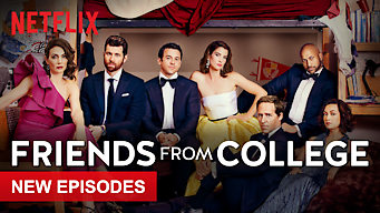 Friends from College: Season 2
