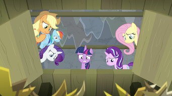 My Little Pony: Friendship Is Magic: Season 8: Horse Play